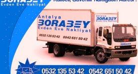 Antalya Borabey Nakliyat