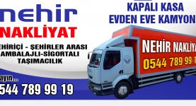 Antalya Nehir Nakliyat