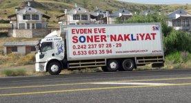 Antalya Soner Nakliyat