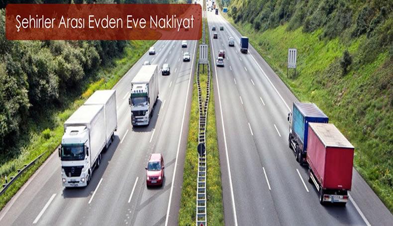Antalya Şehirler Arası Nakliyat | İlden İle Taşımacılık Fiyatları